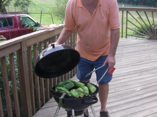 My Dad cooks?
