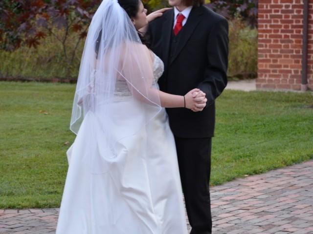 Mr. and Mrs. Ryan Allred