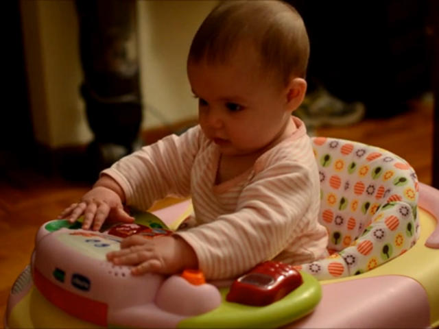 Baby Driver's License