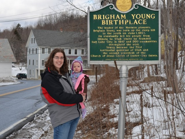 Brigham Young Birthplace