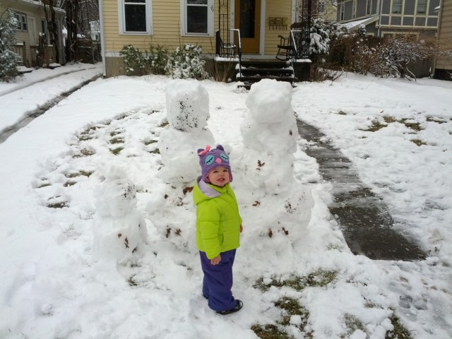 Once there was a Snowman
