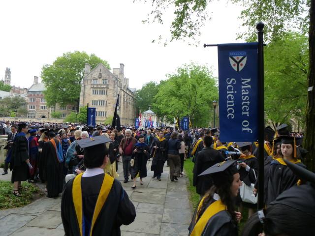 Graduation, Again