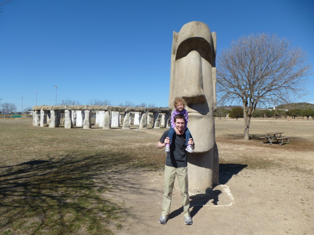 Day Trip to Faux-henge