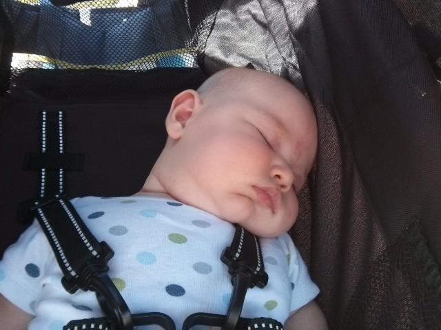 Isaac – 4 months