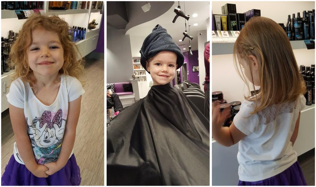 Anna Haircut 2015