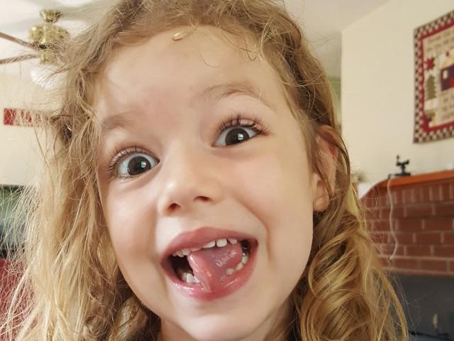 My little girl is 5!