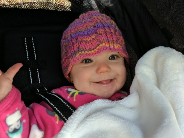 Eliza at 6 months