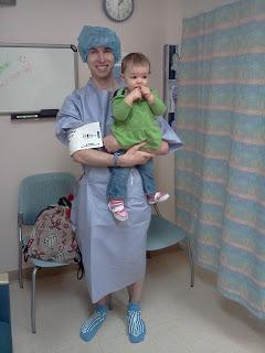 Jacob's First Surgery